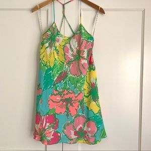 Lilly Pulitzer Maisy Strappy Racerback Slip Dress